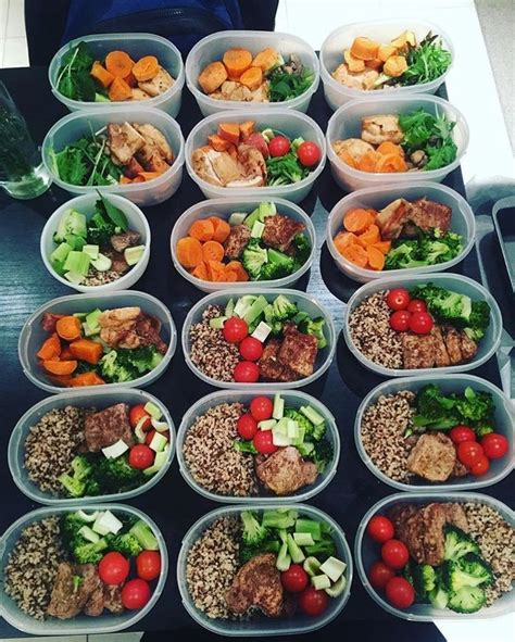 meal prep containers  clean eating fitness