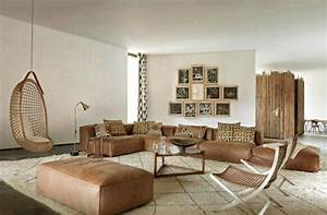 Le canape marocain qui va bien avec votre salon for Petit canapé confortable