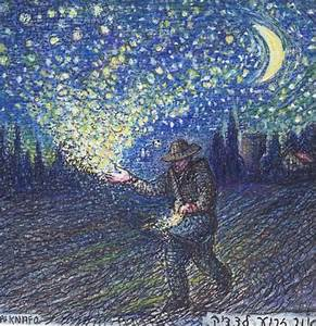 Parable, Of, The, Sower, Painting, At, Paintingvalley, Com