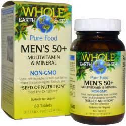 Men U0026 39 S 50  Multivitamin And Mineral