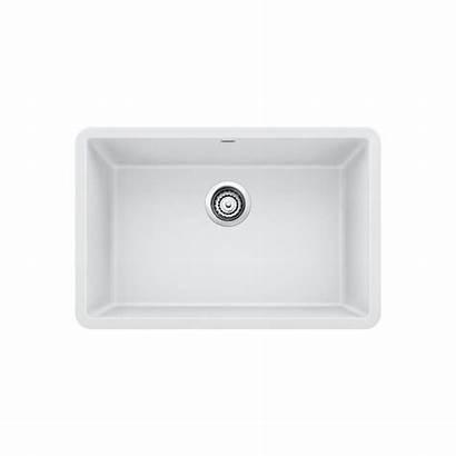 Blanco Undermount Kitchen Sink Precis Single Granite