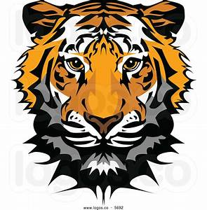 Tiger Face Clip Art | Clipart Panda - Free Clipart Images