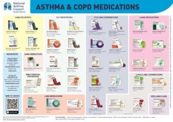 Respiratory inhalers at a glance:. Inhaler Colors Chart Australia / A Colour Coding System And Infection Control For Cleaners ...