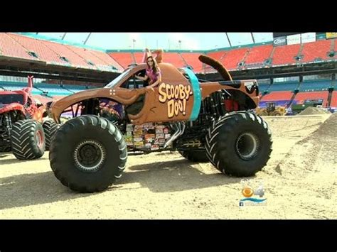 monster truck show south florida monster trucks revved up for south florida show youtube