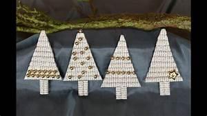 Basteln Mit Buchseiten : tannenbaum und zweiganh nger basteln aus alten buchseiten super einfach youtube ~ Eleganceandgraceweddings.com Haus und Dekorationen