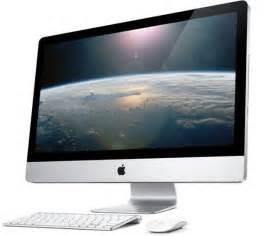 Ordinateur De Bureau Macbook apple imac ordinateur de bureau 27 quot intel core i5
