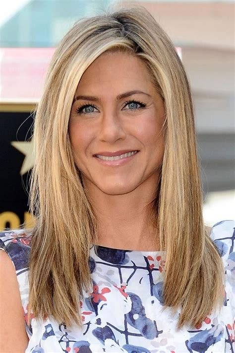 hairstyle evolution  jennifer aniston jennifer aniston