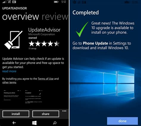 Prepare Your Windows Phone For The Windows 10 Mobile Upgrade