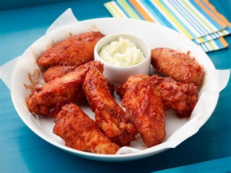 bbq chicken wings  blue cheese butter recipe