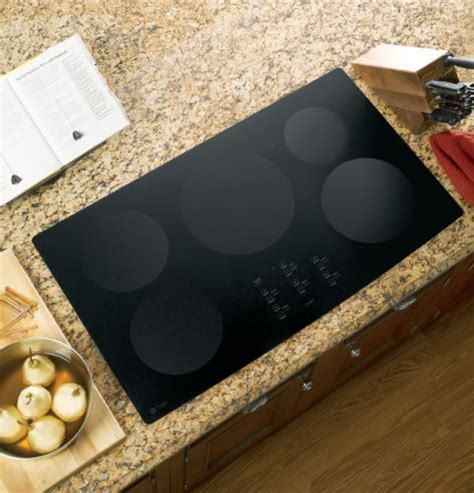 electric cooktop  downdraft