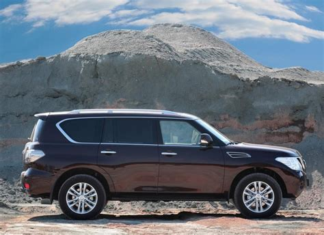 Very nice in every way. Nissan Patrol 2010 - 2014 reviews, technical data, prices