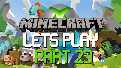 lets play minecraft xbox  edition part  cake