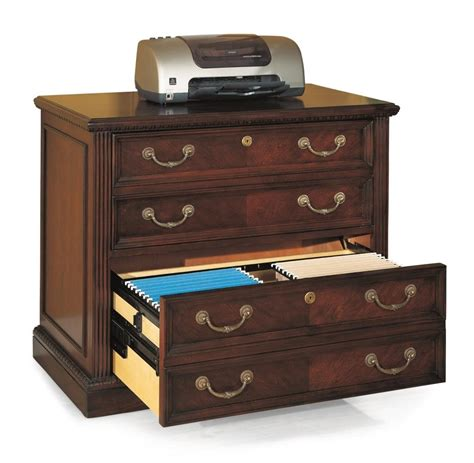 Wellington Lateral File Cabinet  W1203716  Home Office