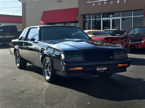 1987 Grand National For Sale by 1987 Buick Regal Grand National For Sale