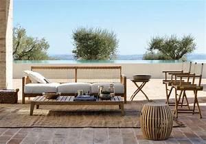 Matériaux Pour Terrasse : am nager une terrasse originale d couvrez nos meilleures ~ Edinachiropracticcenter.com Idées de Décoration