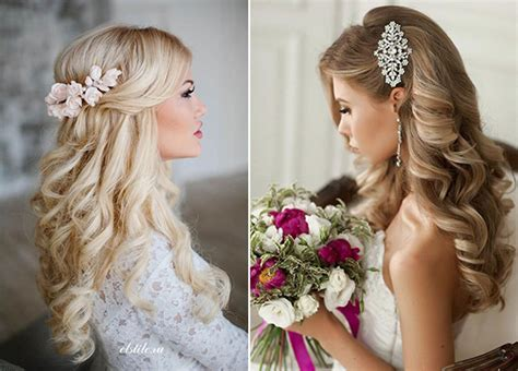 Wedding Hairstyles Half Up Half Down : 10 Ultra Gorgeous Half Up, Half Down Bridal Hairstyles
