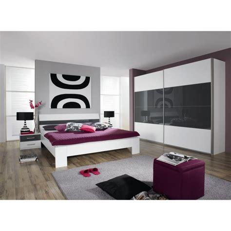 cdiscount chambre adulte chambre adulte complète aubade l 140 x l 200 cm achat