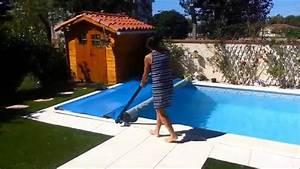 Bache À Barre Piscine : bache piscine a barre electrique ~ Melissatoandfro.com Idées de Décoration