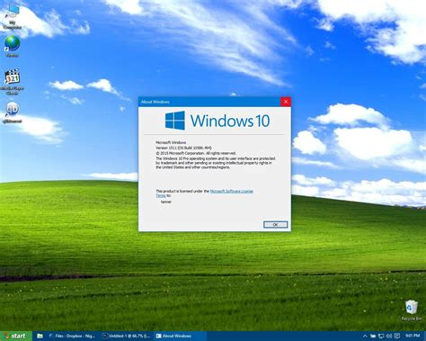 Windows 10 Now Looking Like Windows Xp Because Good