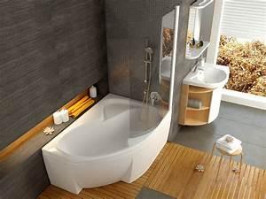 Badewanne Mit Schürze : raumspar badewanne mit sch rze 150 x 105 cm und duschbereich ~ A.2002-acura-tl-radio.info Haus und Dekorationen