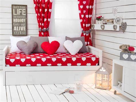 telas decorativas juveniles en zaragoza dreams rojo