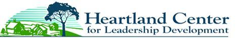 heartland center community leadership development