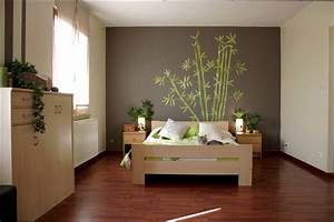Peinture Pour Chambre Adulte : deco peinture mur chambre adulte ~ Dailycaller-alerts.com Idées de Décoration