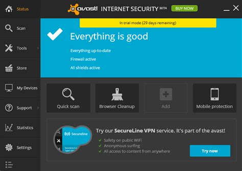 Avast 2014 Free Antivirus, Internet Security Betas Now
