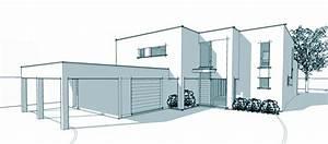 beautiful dessin de maison moderne gallery joshkrajcik With beautiful plan de maison design 1 lintemporel dessin design architecture