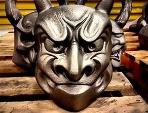 Kettlebell Designs Demonbells Demon Faced Kettlebells Hiconsumption