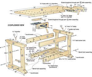 plans  work bench designs  woodworking birdhouse dom wooden work bench