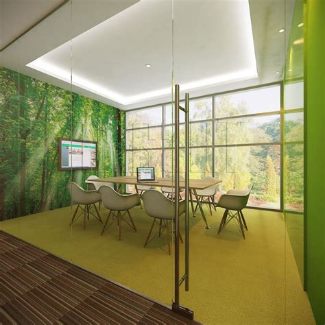 forest meeting room suitable   people  green