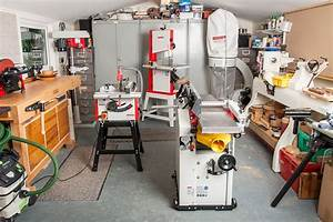 Workshop ideas - How To Set Up A Garage Workshop