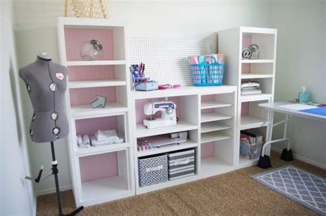 Diy Craft Room Ideas & Projects • The Budget Decorator