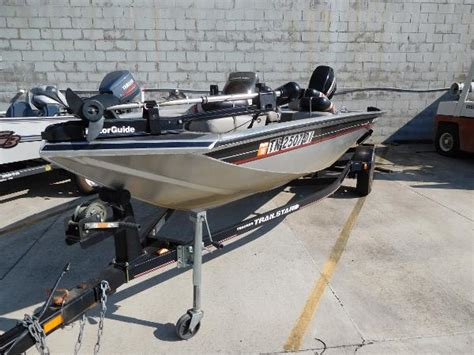 Bass Tracker Crappie Boats For Sale by Tracker Pro Crappie 175 Boats For Sale