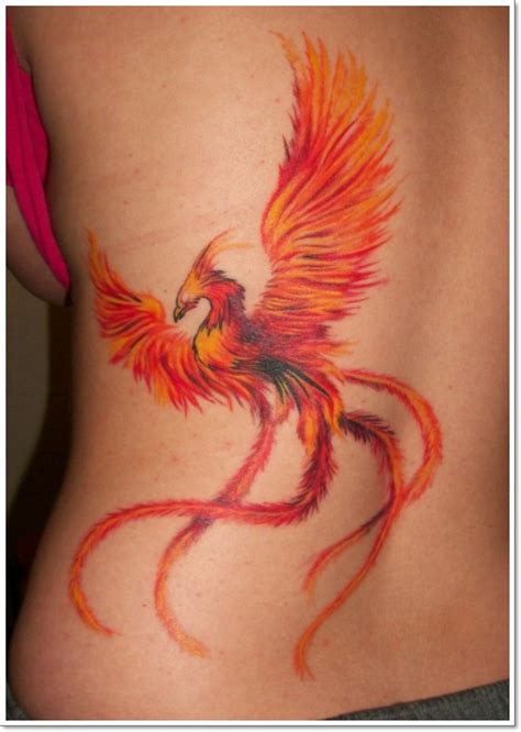 fantastic bird tattoo designs