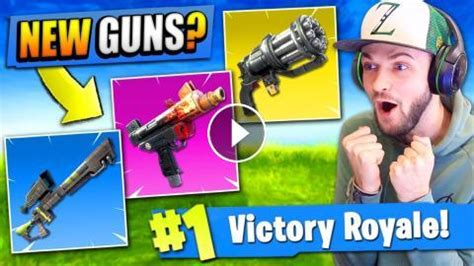 guns     fortnite battle royale