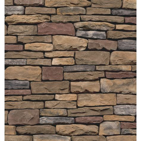 thin stone veneer panels faux  fireplace lowes wall