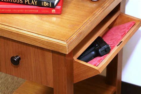 bullet proof furniture conceals  gun safe woodworking network