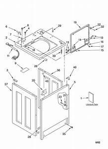 Whirlpool Commercial Washer Parts