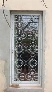 Grille De Défense Fenetre : grilles fer forge pour portes recherche google grilles ~ Dailycaller-alerts.com Idées de Décoration