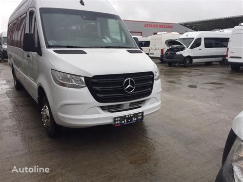 #3019 engine every time new 22 seater mercedes benz buses are added, you will be emailed. MERCEDES-BENZ Sprinter IDILIS 516, 22+1+1 *COC* 5500 kg* prolonged with 50c passenger van for ...