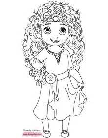 Baby Disney Princess Cinderella Coloring Pages