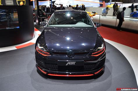2018 Abt Volkswagen Golf Vii Gti Dark Edition Autos Post