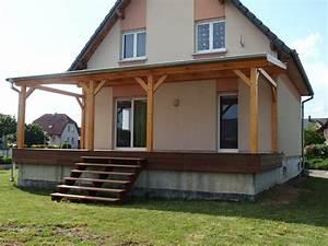 specialiste de l39auvent en bois en alsace misterbois With construire un auvent de terrasse