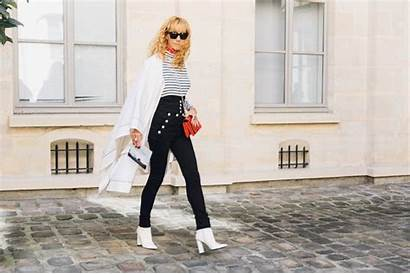 Fall Paris Casual Outfit Street Week Giphy