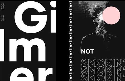 Free Gilmer Geometric Font - TitanUI