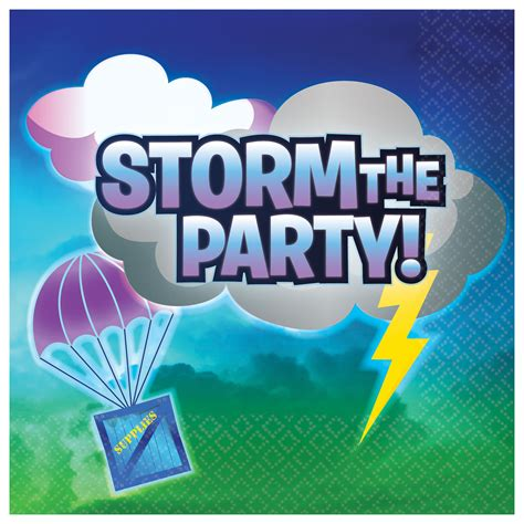 fortnite birthday party supplies party supplies canada