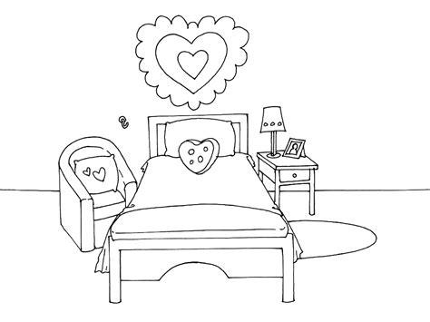 dessiner sa chambre coloriage maison simple les beaux dessins de meilleurs