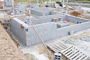 le prix des fondations de maison With quelle materiaux pour construire sa maison